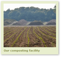 Our compost facility